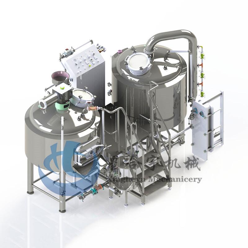 2器油加热糖化设备
